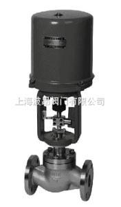 進口電動單座調節閥-進口電動調節閥德國羅博特RBT