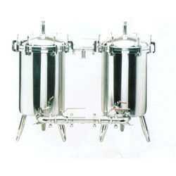 雙桶式過濾器