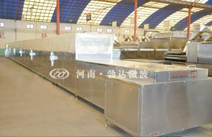 BDSE-CH-P-300勃達微波碳化鈣干燥/有機化工干燥設備/無機化工烘干機