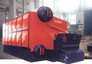 SZL型水管蒸汽鍋爐