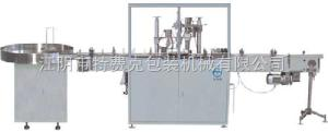 QG-Ⅱ全自動噴霧劑灌裝生產線