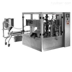 XFG-Y給袋式液體全自動包裝機