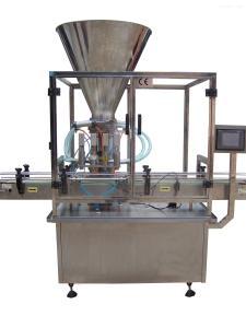 XFY直線灌裝旋蓋機 灌裝機械系列