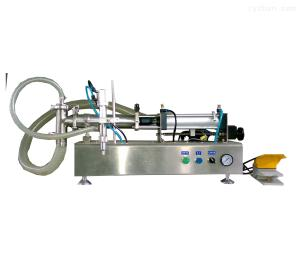 XF-BL氣動液體灌裝機 配套包裝機