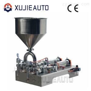 膏體灌裝機械 半自動灌裝機