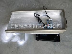 筛分机械震动给料器电磁震动给料器