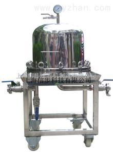 SHXB-C10-300發酵液密閉多層板框過濾器