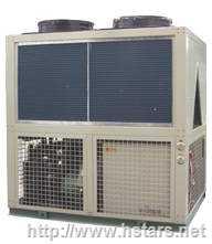 空氣源冷熱能空調機組