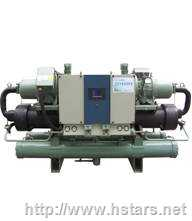水源熱泵中央空調