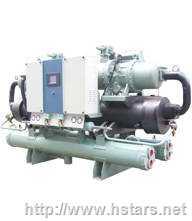 水冷螺杆冷水机-制冷设备-中央空调-恒星冷水机-镇江冷水机