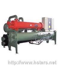 热回收满液式螺杆冷水机组