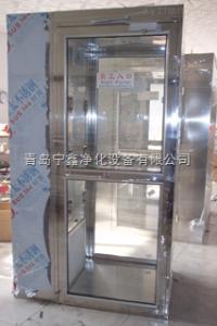東營風淋室 NX-1F1 不銹鋼單人單吹風淋室