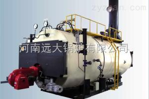 WNS1噸2噸燃氣鍋爐,1噸2噸鍋爐生產廠家,1噸蒸汽鍋爐價格