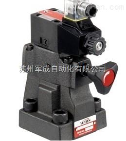 YUTIEN低噪音電磁引導式溢流閥SBSG-03