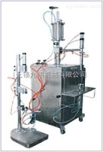玻璃膠灌裝壓蓋機玻璃膠灌裝壓蓋機