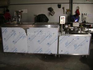 HSXP-SHS-XP-S全自动大输液瓶超声波洗瓶机让客户Z满意的洗瓶机