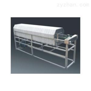 聚炳烯板框压滤机