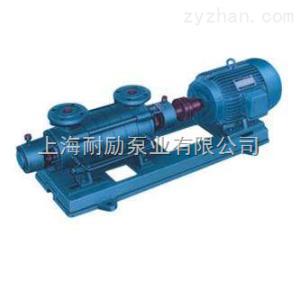 GC型臥式鍋爐給水多級離心泵