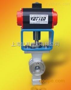 VT2IDF33A进口气动V型球阀,气动V型调节球阀
