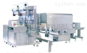 DFR-150A-4双推无托盘热收缩包装机 DFR-150A-4