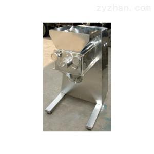 雞精用YK160搖擺顆粒飲片機-打粉設備-整粒