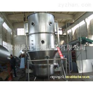 豆漿粉沖劑沸騰制粒干燥機-速溶食品造粒烘干設備-染色設備