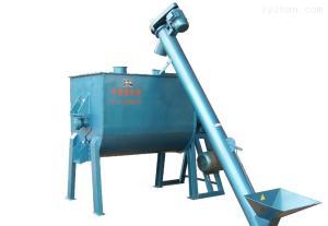 卧式干粉双螺带混合机腻子膏搅拌机化工机械设备无重利混合机