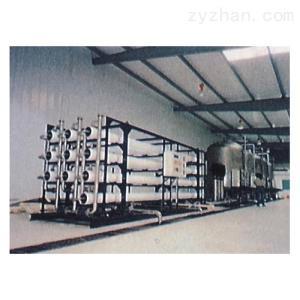一级反渗透+混床制备纯化水装置