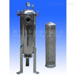 單袋式過濾器 單袋式過濾機