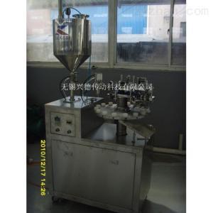 凝膠灌裝封尾機(鋁管)(JGFX-3A)