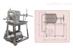 武漢多層板框式過濾器