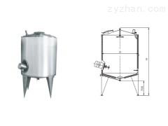單層攪拌罐