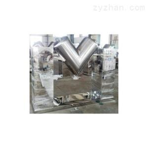 V型高效混合機用于制藥及其它工業上的干物料粉體顆?;旌现? title=