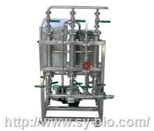SY-UNR-D3-1812實驗室超濾/納濾/反滲透卷式膜分離系統