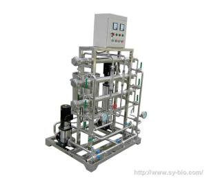 SY-UNR-D3-2540小試型超濾/納濾/反滲透卷式膜分離系統