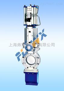 FP404-17E3氣動衛生級插板閥