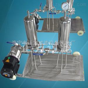 多级滤芯过滤器机组