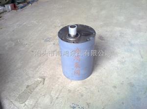 DCB-B低噪音大流量液壓齒輪泵