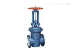 Z41F46襯氟閘閥